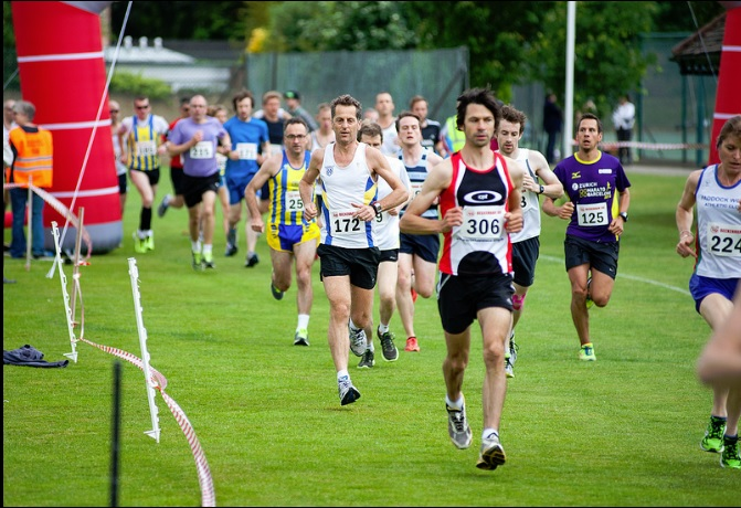 Beckenham 10k with Chris Desmond